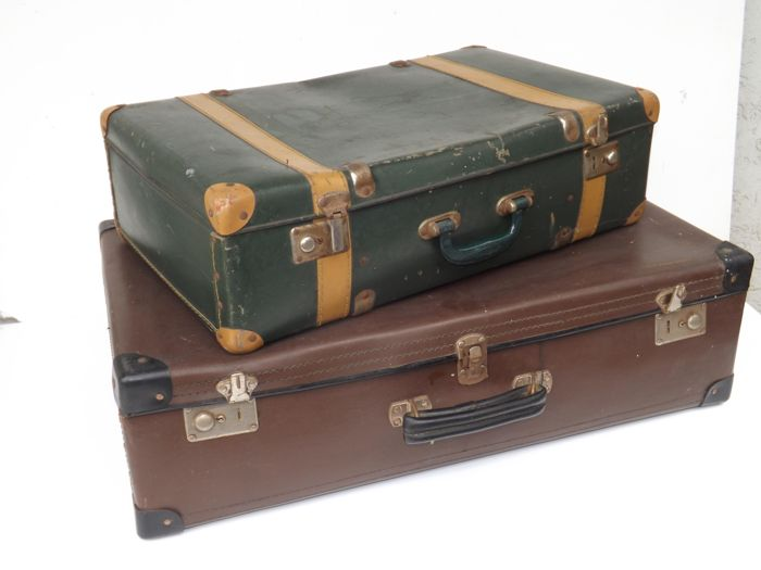 valigie cartone rossi pelletterie